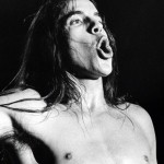Anthony Kiedis black & white large