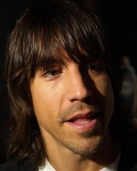 thesis statement on anthony kiedis