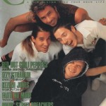 Crossbeath magazine cover RHCP
