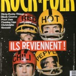 Rock Folk Magazine cover