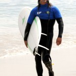 anthony kiedis surfing photo