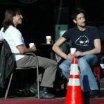 Adrien-Brody-Anthony-Kiedis-2-coffee-shop-road-cone