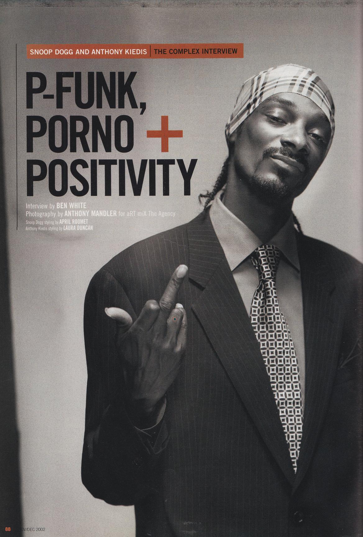 10/2002 Complex Magazine | Anthony Kiedis.net