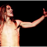 anthony kiedis naked chest long hair