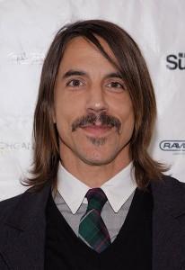 Anthony Kiedis 2009