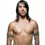 topless serious anthony kiedis tattoo