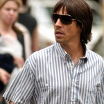 ANTHONY KIEDIS SEEN IN SOHO NY