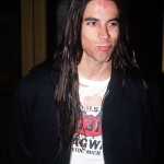 RED HOT CHILI PEPPERS - ANTHONY KIEDIS