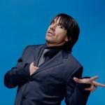 Singer Anthony Kiedis