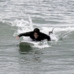 anthony kiedis swimming bodyboard