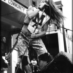 Early Anthony Kiedis live