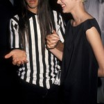 Anthony Kiedis and ex-girlfriend Jaime Rishar