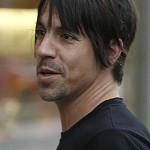 Wokalista amerykañskiej grupy Red Hot Chili Peppers Anthony Kiedis