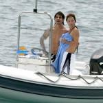 Anthony Kiedis Rota Hans boat