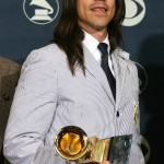 Anthony Kiedis, singer of the Red Hot Ch