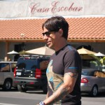 Becoming a father gives Anthony Kiedis peace! 2/3