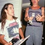 Anthony Kiedis & Flea
