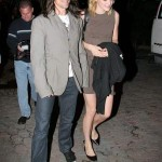 Anthony Kiedis & ex-girlfriend Jessica Stam