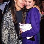 Anthony Kiedis and ex-girlfriend Ione Skye