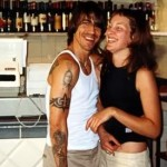 Anthony Kiedis Rota Hanss bar
