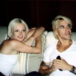Anthony Kiedis and ex-girlfriend Yohanna Logan