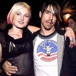 kiedis RHCP and Claire Essex Scar Tissue