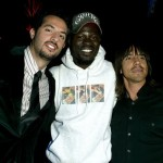Djimon-Hounsou-Guy-Oseary-Anthony-Kiedis