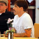 anthony kiedis lunch malibu 6 april 2011 short hairstyle