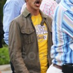 anthony kiedis may2 2011 LA lakers