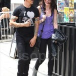anthony kiedis mystery girl red trainers