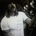 Anthony Kiedis singing studio new RHCP album 2011