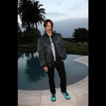 Kiedis Boys & Girls Club Malibu teen center 'Hang Ten' anniversary celebrity benefit La Villa Contenta pool