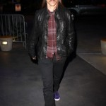 Anthony+Kiedis+Celebs+Leave+Staples+Center-2