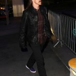 Anthony+Kiedis+Celebs+Leave+Staples+Center-3
