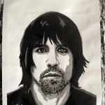 Anthony Kiedis after L'Uomo Vogue cover by Fabrice Drouet