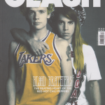 Anthony Kiedis on cover Clash magazine Red Hot Chili Peppers Rockin' On 2011