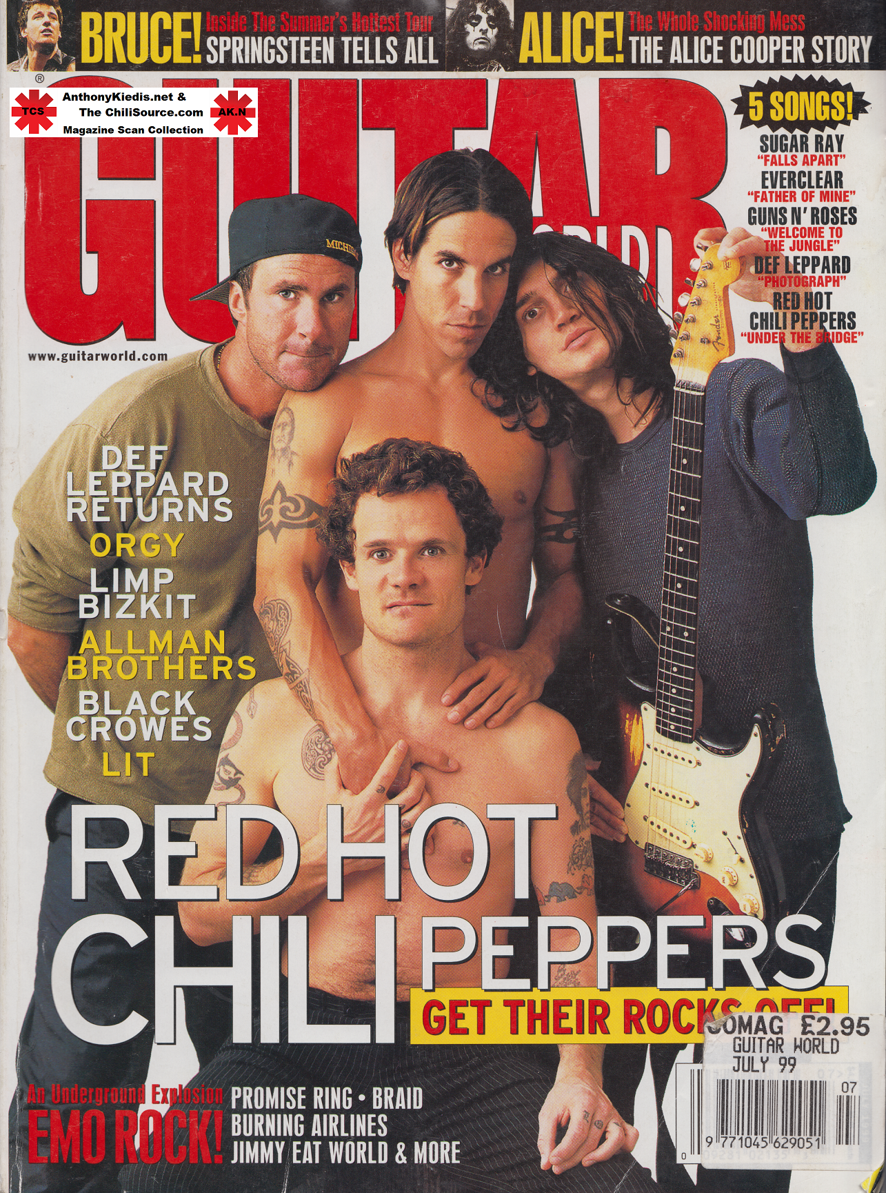 red hot chili peppers are gay