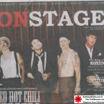 Magazine Cover Red Hot Chili Peppers