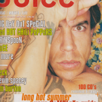 anthony kiedis cover Australia magazine