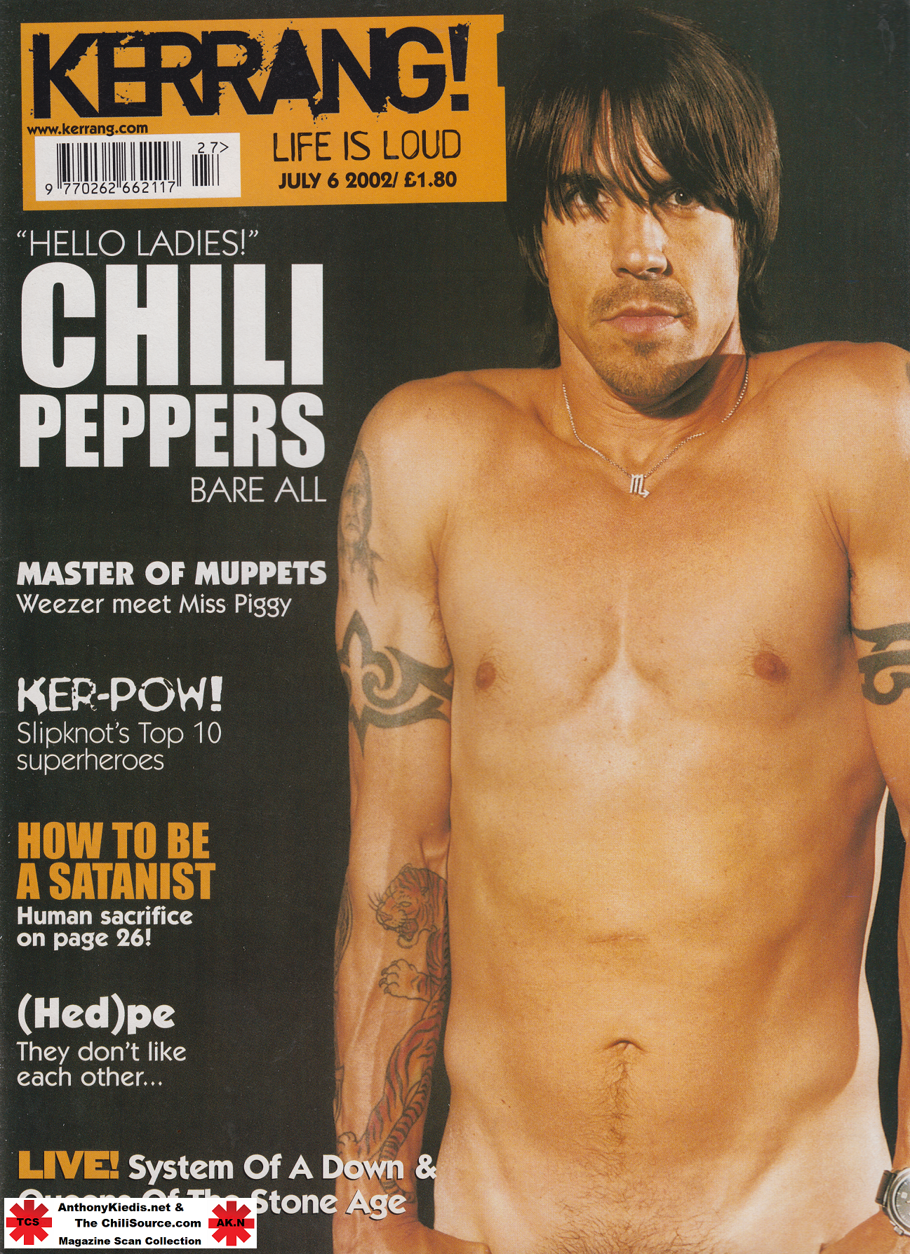 personality analysis of anthony kiedis Horoscope and chart of flea (musician) emotions, the feminine side of the personality, intuition the analysis of an astrological portrait consists in.
