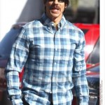 Anthony Kiedis new short hair