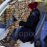 anthony kiedis electric car