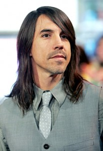 Anthony Kiedis MTV TRL May 2006