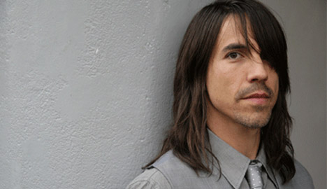 Anthony Kiedis Red Hot...
