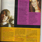 Red Hot Chili Peppers Brazil Capricho magazine interview Kiedis photo