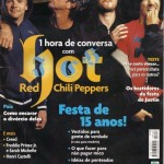 Red Hot Chili Peppers Brazil Capricho magazine photo