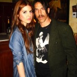 anthony Kiedis fundraiser meal cafe stella fan