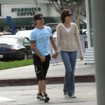 anthony kiedis heather christie starbucks