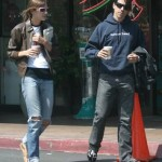 anthony kiedis heather christie coffee street cone