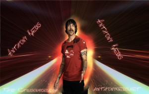 anthony kiedis fan art red highway artwork
